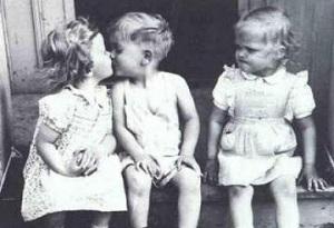 Celos entre niños